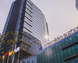 Hotel Nikko Suzhou - Suzhou - Gebouw