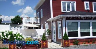 Motel Canadien - Trois-Rivières - Building