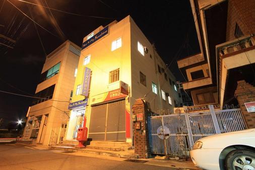 Yusun Guesthouse - Busan - Toà nhà