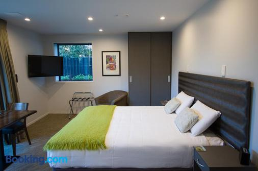 850 Cameron Motel - Tauranga - Bedroom