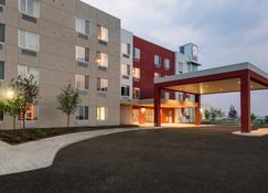 Motel 6 Airdrie AB - Airdrie - Bâtiment