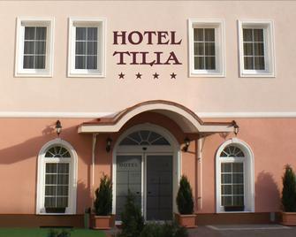 Hotel Tilia - Pezinok - Gebouw