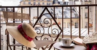 Maison Fl - Paris - Ban công