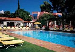 Arizona Inn - Tucson - Bể bơi