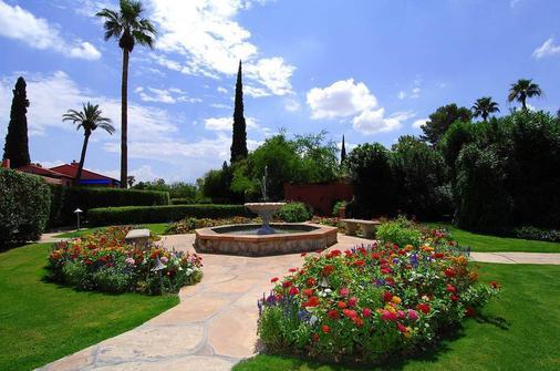 Arizona Inn - Tucson - Toà nhà