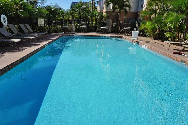 The Floridian Hotel and Suites - Orlando - Piscina