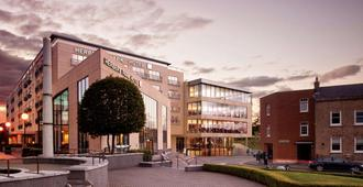 Herbert Park Hotel - Dublin - Building