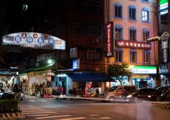 Wonstar Hotel - Songshan - Taipei - Outdoors view