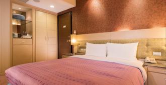 Wonstar Hotel - Songshan - Taipei - Schlafzimmer