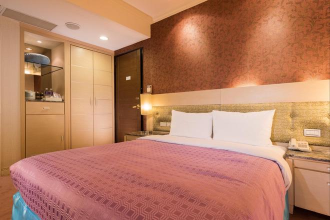 Wonstar Hotel Songshan - Taipei - Bedroom