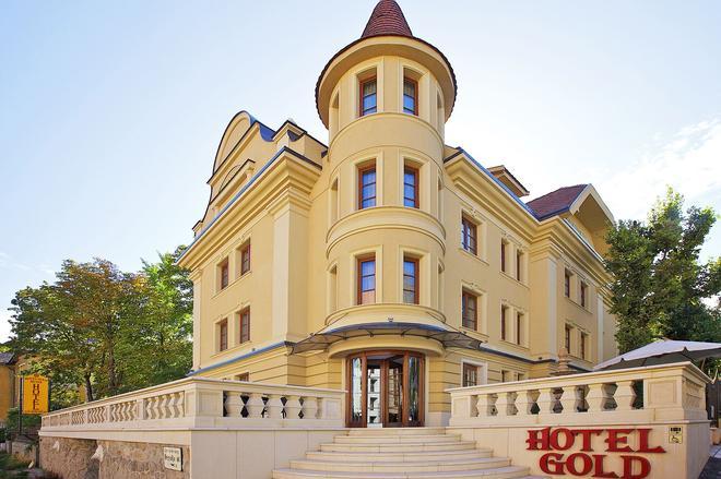 Gold Hotel Budapest - Budapest - Gebäude