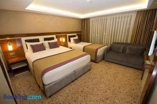Ruba Palace Thermal Hotel - Προύσα - Κρεβατοκάμαρα
