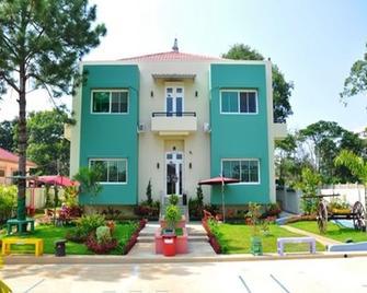 Royal Green Hotel - Pyin Oo Lwin - Gebäude