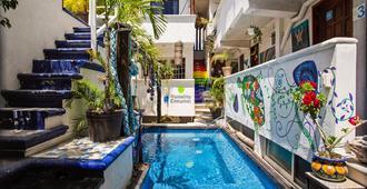 OYO Hostelito - Cozumel - Pool