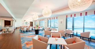 JA Ocean View Hotel - דובאי - מסעדה