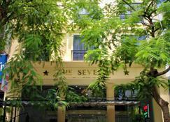 7s Hotel The Seventh - Tân Quí Đông - Building