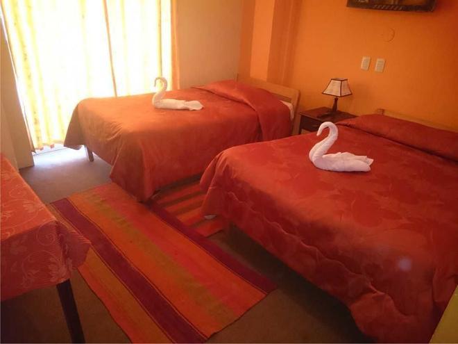 Cozy Hostel - Puno - Bedroom