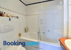 Cristal Hotel Restaurant - Saumur - Bathroom