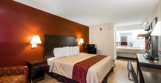 Red Roof Inn Shreveport - Shreveport - Phòng ngủ