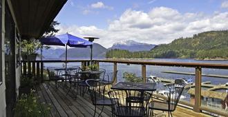 Backeddy Resort And Marina - Egmont - Balkon