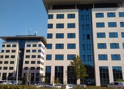 Hotel Levell - Amsterdão - Edifício