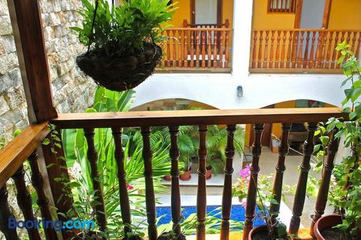 Hotel Casa Gloria - Cartagena - Ban công