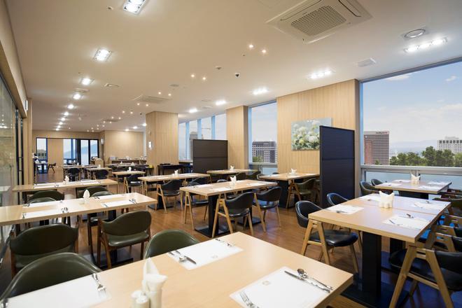 Best Western Haeundae Hotel - Busan - Restaurant
