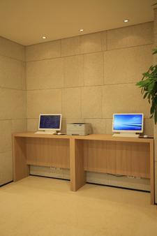 Best Western Haeundae Hotel - Busan - Business centre