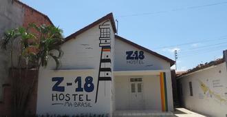 Z-18 Hostel - Barreirinhas - Building