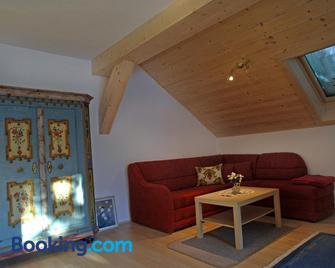 Landhaus Riedl - Scharnitz - Living room