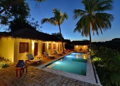 Oasis Hotel Bagan - Bagan - Pool