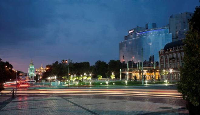 Hyatt Regency Kiev - Kyiv - Building