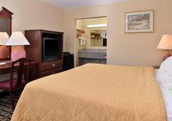 Americas Best Value Inn Kimball - Kimball - Bedroom