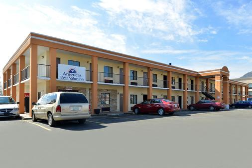 Americas Best Value Inn Kimball - Kimball - Building