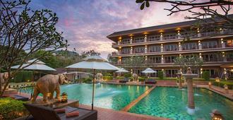 Romantic Resort and Spa - Mu Si - Πισίνα