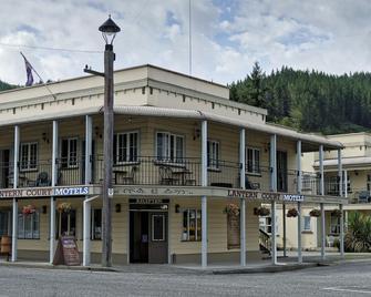 Lantern Court Motel - Reefton - Building