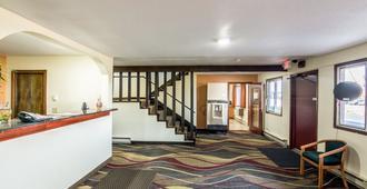 歐克萊爾蘇格蘭套房酒店 - 歐克萊爾 - 歐克萊爾 - 大廳