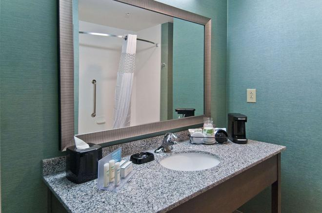 Hampton Inn & Suites - Pensacola/I-10 Pine Forest Road, FL - Pensacola - Bathroom