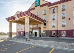 Quality Inn And Suites Lethbridge - Lethbridge - Building
