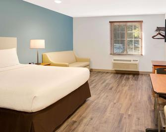 Woodspring Suites Charlotte Shelby - Shelby - Ložnice