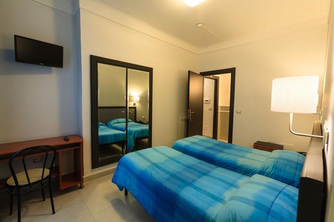 切薩雷奧古斯托酒店 - 那不勒斯 - 那不勒斯 - 臥室