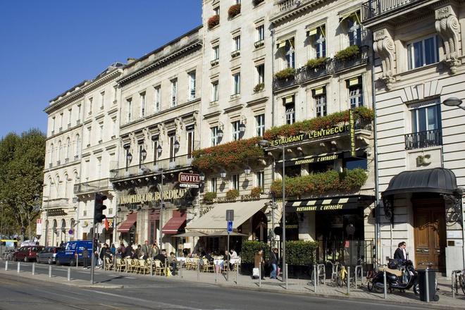 Hôtel Des 4 Soeurs - Bordeaux - Outdoor view