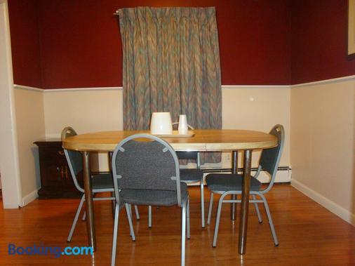 Economy Motel Inn & Suites - Somers Point - Comedor