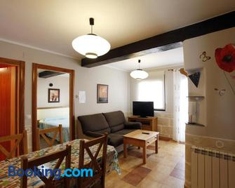 Apartamentos Hervasypunto - Hervás - Wohnzimmer