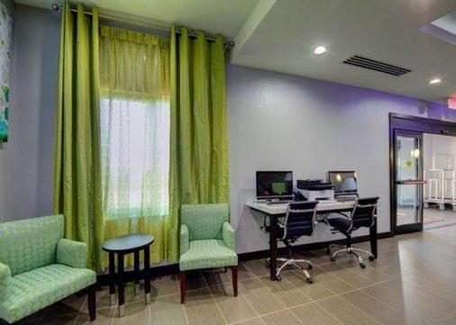 Comfort Inn and Suites Tulsa - Tulsa - Business centre