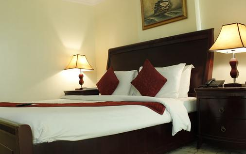 Westown Hotels Ikeja - Lagos - Bedroom