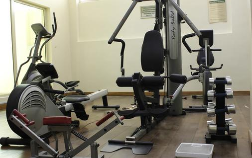 Westown Hotels Ikeja - Lagos - Gym