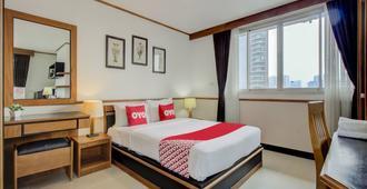 OYO 564 Nature Boutique Hotel - בנגקוק - חדר שינה