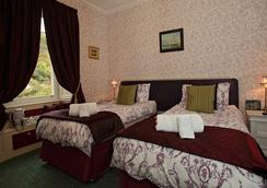 Mansefield House - Fort William - Bedroom