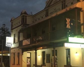 The Horse & Jockey Hotel - Singleton - Building